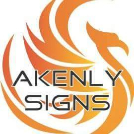 Akenly Signs
