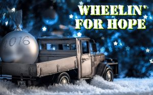Happy New Year from Wheelin for Hope